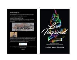 #17 untuk Book Cover Design - Live Inspired! oleh nasrinakhter5599