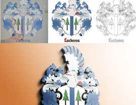#35 untuk Image to Vectorize my family crest oleh robsferreiraq