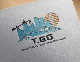 #55 for design a construction material company logo af nakib0888