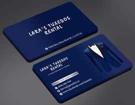 #140 for Bussines Cards for Tuxedo Rental *Contest* af Shuvo4094