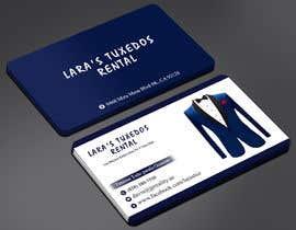 #141 for Bussines Cards for Tuxedo Rental *Contest* af Shuvo4094