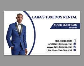 #87 for Bussines Cards for Tuxedo Rental *Contest* af imdrashidul349