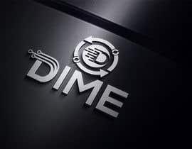 #154 for Design a logo for Dime(Be Original) by ra3311288