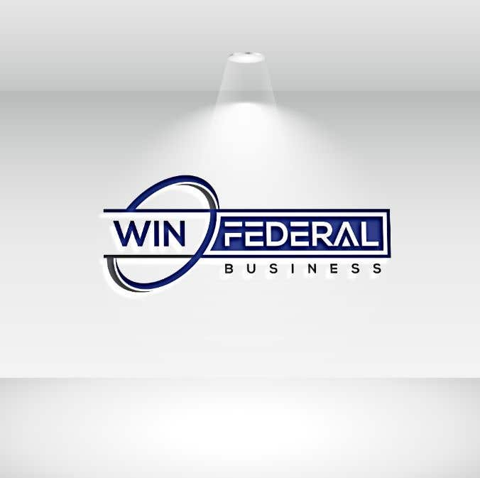 Penyertaan Peraduan #                                        393                                      untuk                                         Logo for Federal Contracting Consulting company