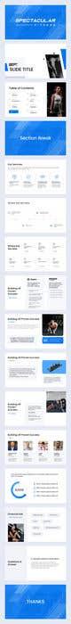 Graphic Design konkurrenceindlæg #39 til Redesign a Powerpoint Template