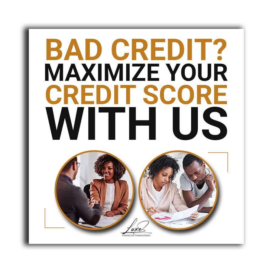 Kilpailutyö #                                        46                                      kilpailussa                                         Content Creation for Credit Repair business