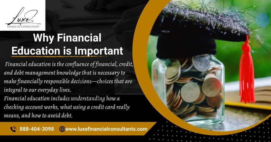 Kilpailutyö #                                        58                                      kilpailussa                                         Content Creation for Credit Repair business