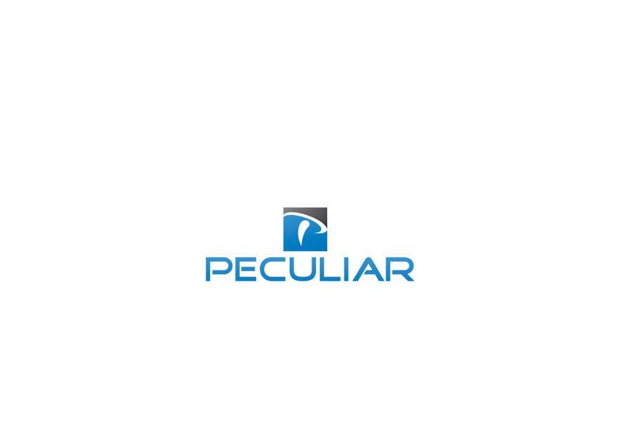 Kilpailutyö #26 kilpailussa Design a Logo for Peculiar