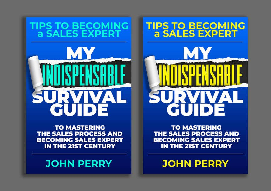 Contest Entry #                                        62                                      for                                         Design me a sales book cover