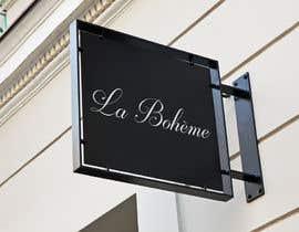 #332 untuk Logo for Bar/coffee La Bohème - 04/08/2021 02:57 EDT oleh khinoorbagom545