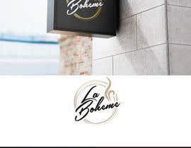#278 untuk Logo for Bar/coffee La Bohème - 04/08/2021 02:57 EDT oleh NidaHameedkhan