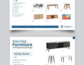 #101 untuk Create Furniture package brochure oleh mihossain247