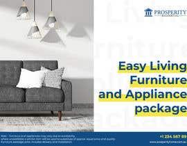 #92 untuk Create Furniture package brochure oleh bayuindraw
