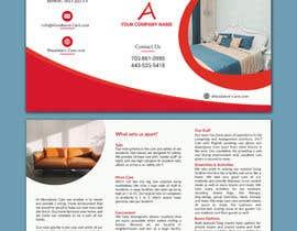 #106 untuk Create Furniture package brochure oleh designerjahanara