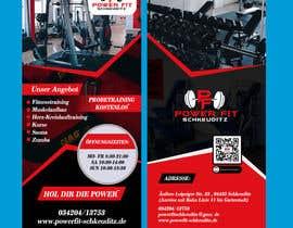 Nro 65 kilpailuun Din Lang Flyer 2 Seitig für ein Fitnessstudio käyttäjältä miloroy13