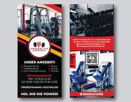 Nro 62 kilpailuun Din Lang Flyer 2 Seitig für ein Fitnessstudio käyttäjältä designconcept86