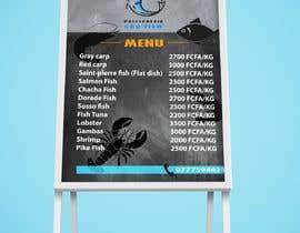 #114 for Design a Fish shop Poster by NoornabilaFL