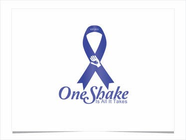 #12 untuk Design a Logo for One Shake Is All It Takes Non-Profit Organziation oleh adrianusdenny
