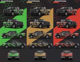 Nro 23 kilpailuun Vehicle Car Wrap käyttäjältä paulsanu222