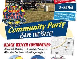 #28 for Flyer for Community Event af maidang34
