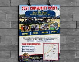 #25 for Flyer for Community Event af Creativekhairul