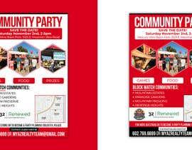 #81 for Flyer for Community Event af Zainali63601