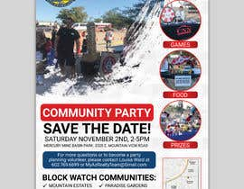 #34 for Flyer for Community Event af TheCloudDigital