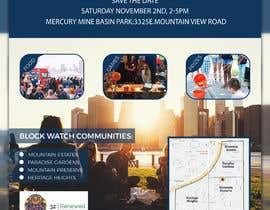 #96 for Flyer for Community Event af alom104