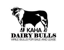 #71 for Design a Logo for Kaha Dairy Bulls by Helen2386