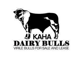 Helen2386 tarafından Design a Logo for Kaha Dairy Bulls için no 71