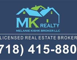 #34 cho I need some Graphic Design for MK Realty bởi Nilson3