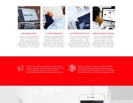 Nro 70 kilpailuun Build new landing page for influencer marketing services käyttäjältä anindyadas7