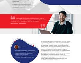 Nro 51 kilpailuun Build new landing page for influencer marketing services käyttäjältä saidesigner87