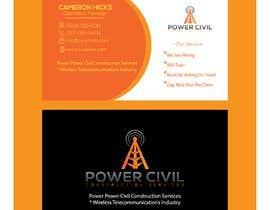 #47 для Business/Hiring Card Design от faysal0272