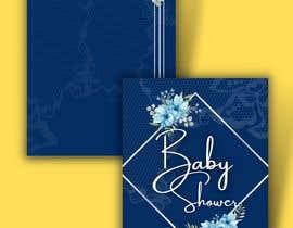 Nro 167 kilpailuun Design Me A Baby Shower Invitation käyttäjältä LuqmanAtWork
