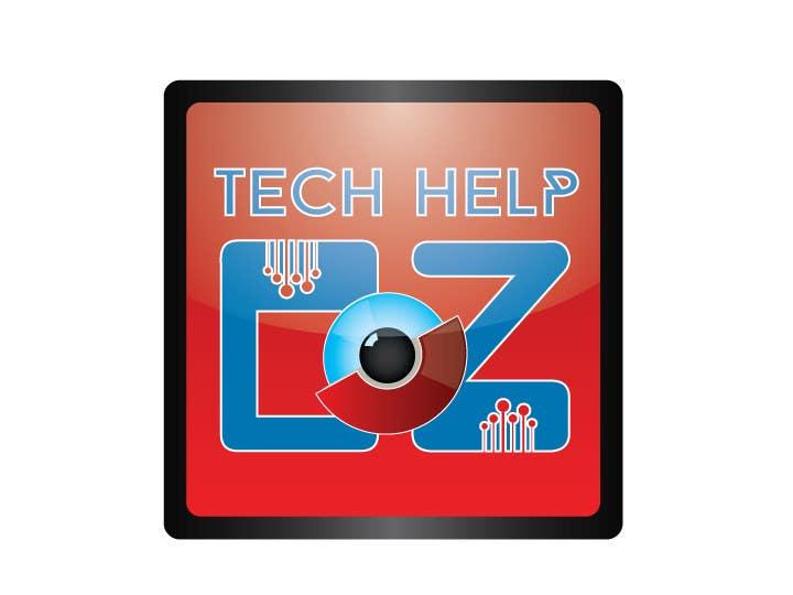 Konkurrenceindlæg #22 for Design a Banner for Tech Help Oz