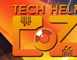 Nro 53 kilpailuun Design a Banner for Tech Help Oz käyttäjältä georgeecstazy