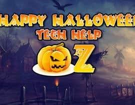 #75 for Design a Banner for Tech Help Oz af georgeecstazy