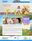 Graphic Design Inscrição do Concurso Nº13 para Design a Website Mockup for Little Einstein's Learning Center (Daycare)