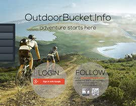 nº 8 pour I need some Graphic Design for OutdoorBucket.info par bojanantonijevic