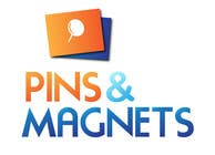 Graphic Design Contest Entry #32 for Design a Logo for a pin and magnet company