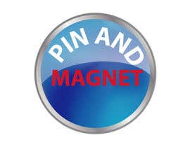 #26 untuk Design a Logo for a pin and magnet company oleh timwilliam2009