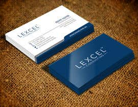 #113 for Design some Business Cards for Lexcel Consulting af Mondalstudio