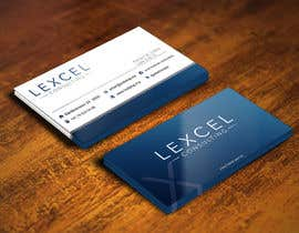 gohardecent tarafından Design some Business Cards for Lexcel Consulting için no 129