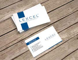 shefalipanwar tarafından Design some Business Cards for Lexcel Consulting için no 204