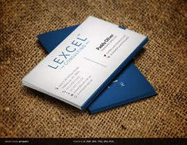 #6 cho Design some Business Cards for Lexcel Consulting bởi arnee90