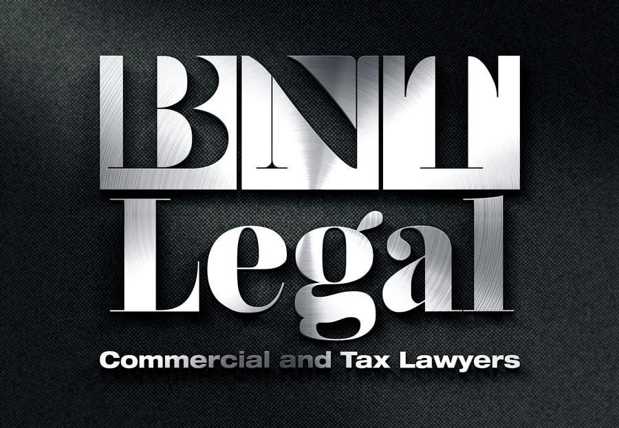 Konkurrenceindlæg #273 for Design a Logo for BNT Legal