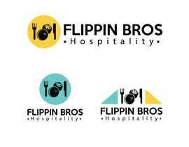 #23 for Design a Logo for Flippin Bros Hospitality -- 2 by riyazart