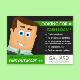 #11 cho Design a Banner for GA Hard Money Lender bởi goranjokanovic