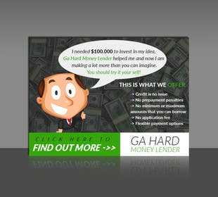 #30 cho Design a Banner for GA Hard Money Lender bởi goranjokanovic